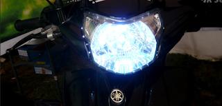 Cara Mengatasi Lampu Motor yang Redup Terbaru