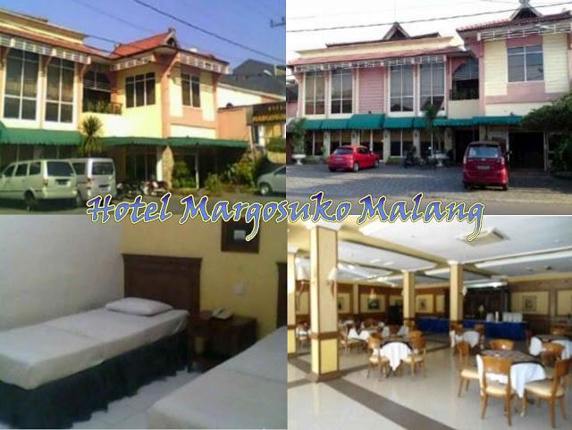 Hotel Ini Terletak Di Jl KH Ahmad Dahlan 40 42 Malang Merupakan Salah Satu Kelas Melati Yang Tengah Kota