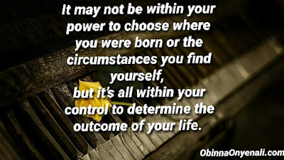 Motivational quotes about taking charge of your life