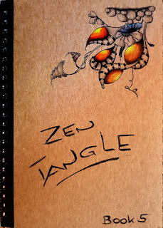 My Zentangle Collection Book #5
