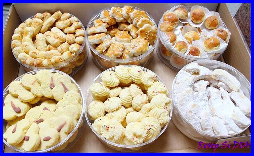 Dijamin Deh Aneka Resep Dan Cara Membuat Kue Kering Lezat