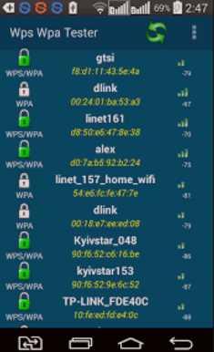 WifiAccess WPS WPA WPA2 v2 7 b28 [Mod] APK Free Download
