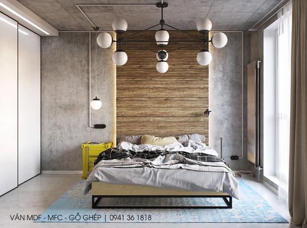 thiết kế phòng ngủ phong cách tỉnh lặng yên bình