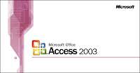 Cara Membuat Database Dengan Microsoft Office Access 2003