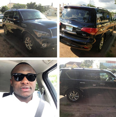 ubi%27s+ride+chizys spywaredotcom EXCLUSIVE PHOTOS OF ALL NIGERIAN CELEBRITIES WHO ACQUIRED NEW CARS IN 2013