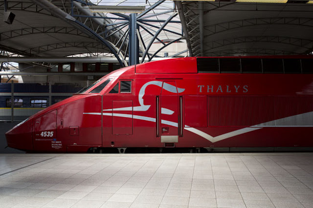 Thalys train photo
