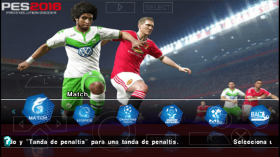 PES 2016 ISO Patch Army Terbaru For PSP Android