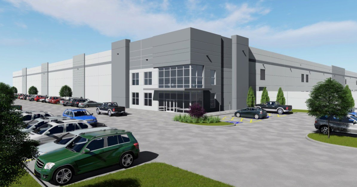 Bmw Of North Dallas Downtown Uptown - Dallas Ft. Worth Real Estate: Another big warehouse ...