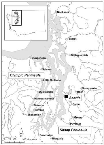 The Fish Files: Juvenile Pacific Lamprey in Puget Sound