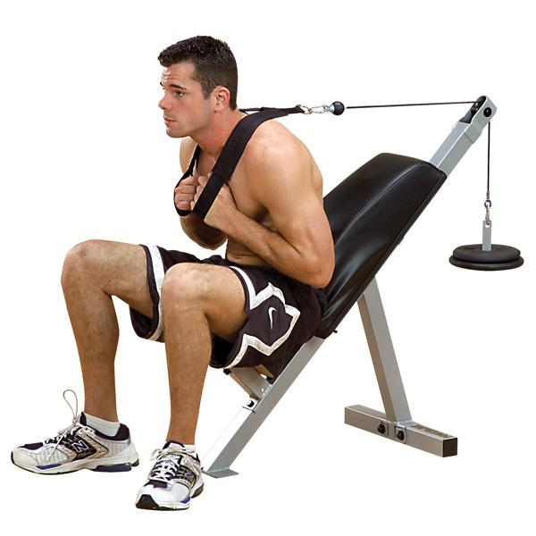 Abdominal Crunch Machine | Health and Fitness Bible
