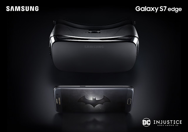 @SamsungSA Injustice Galaxy S7 Edge #thelifesway #photoyatra Gear VR