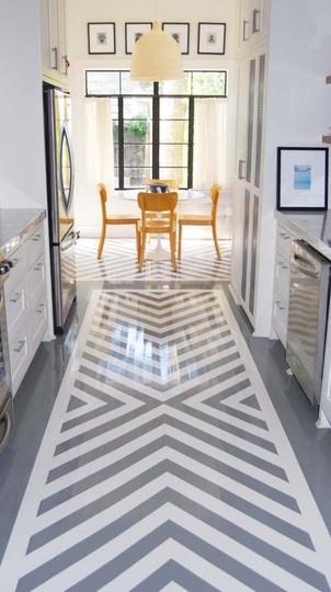 Linoleum A Natural Alternative To Vinyl Flooring