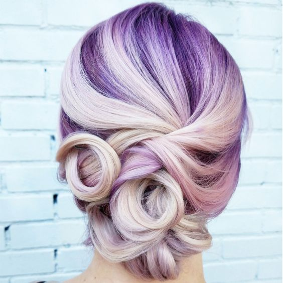 Eye Catching Hair Colors The Haircut Web