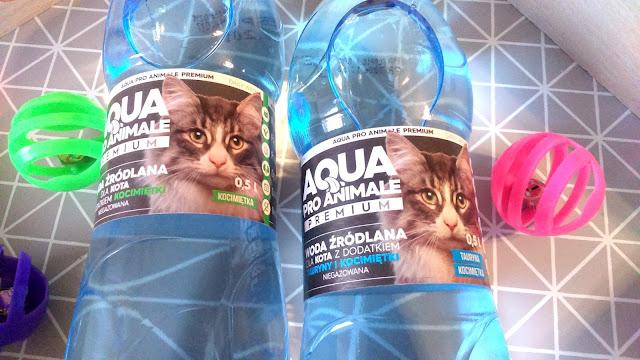 aqua pro animale woda dla zwierząt domowych