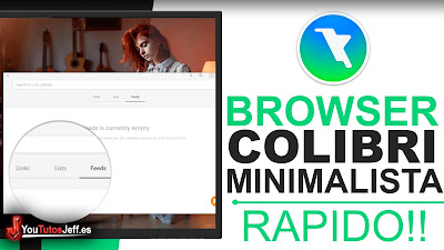 como descargar colibri browser