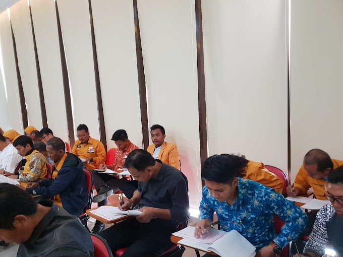 52 Bacaleg Partai Hanura Depok Jalani Tes Kesehatan