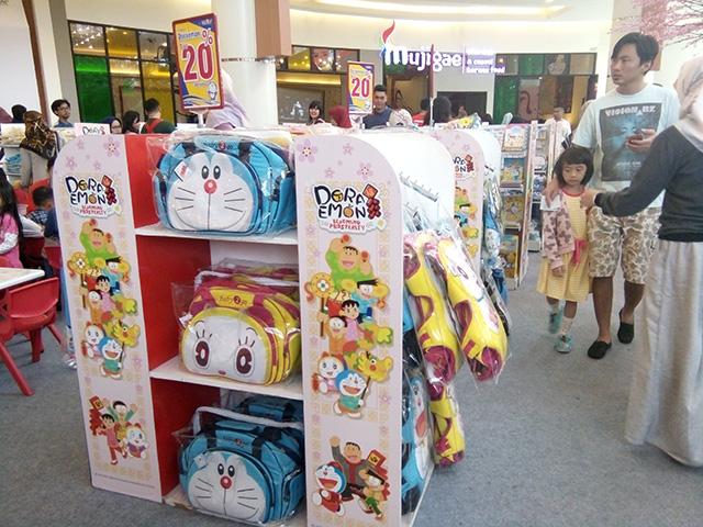 Doraemon Blooming Prosperity [at] Sumarecon mall Bekasi