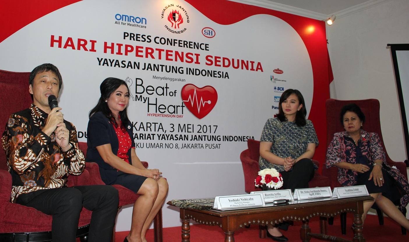 Sejenak Bercerita Cegah Bahaya Hipertensi Dengan Waspada Sejak Dini