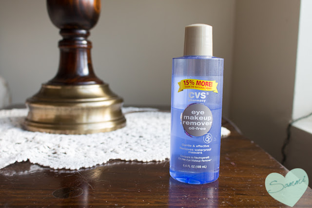 Beauty Buff Favorites of 2015: Skincare: CVS Eye Makeup Remover