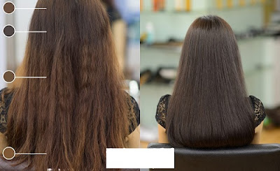 Phục hồi tóc hư tổn tại nhà hiệu quả