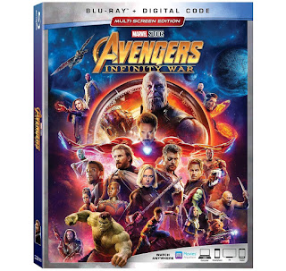 AVENGERS: INFINITY WAR: MULTI-SCREEN EDITION BLU-RAY
