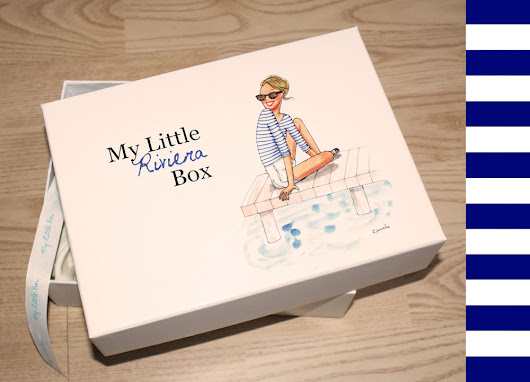 My Little Box de Mai, La Rivièra Box