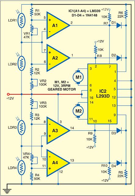 Circuit Designing Amp Firmware Development Symple Solar