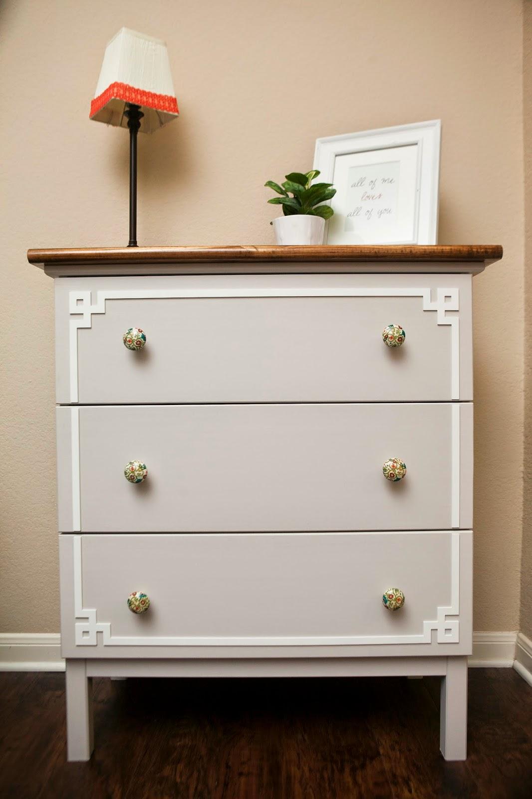 mybellabug ikea hack tarva dresser. Black Bedroom Furniture Sets. Home Design Ideas
