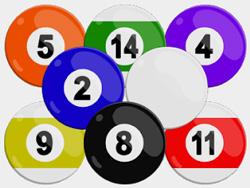 pool ball graphics