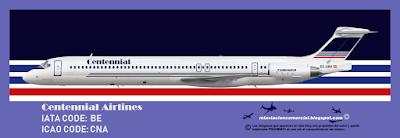 Centennial MD-83 Joel