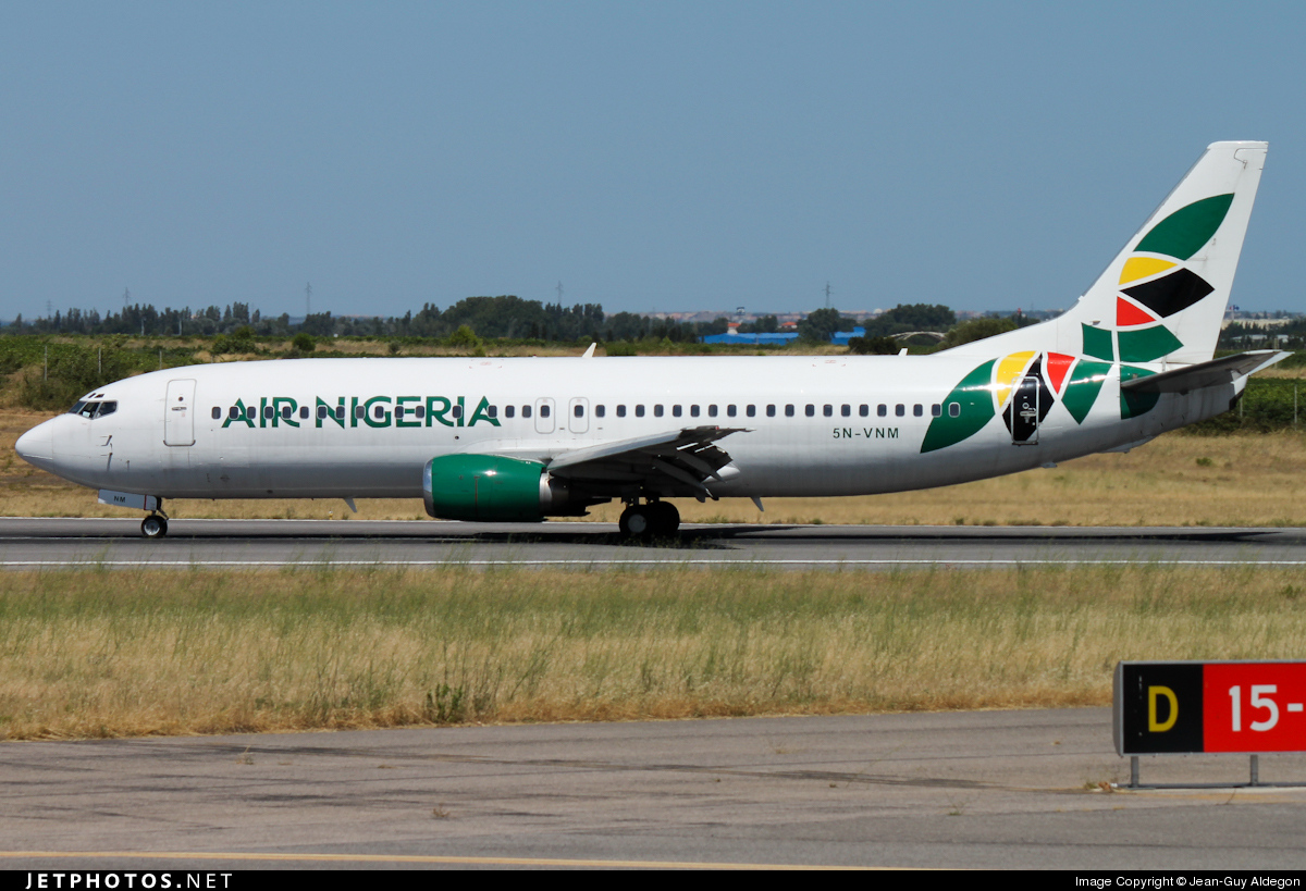 air nigeria refund