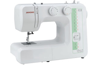 Janome Green 19 New edition