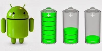 Tips Menghemat Baterai Smartphone Android Kamu