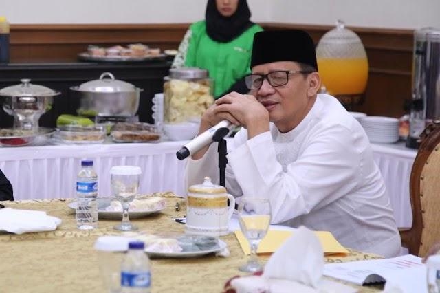 Malam Pergantian Tahun, Gubernur Banten Gelar Istighosah Di Lokasi Bencana