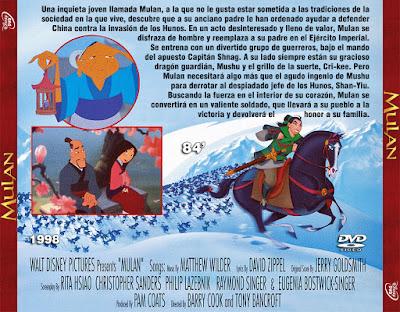 Mulan - [1998]
