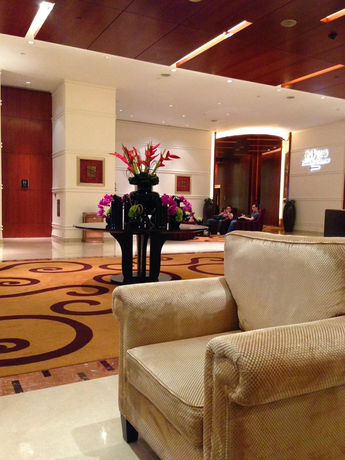 CLMaKeUp: 澳門遊- 澳門金沙酒店 + 888自助餐