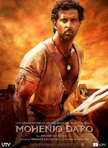 Mohenjo Daro 2016 Hindi pDVDRip – 400MB