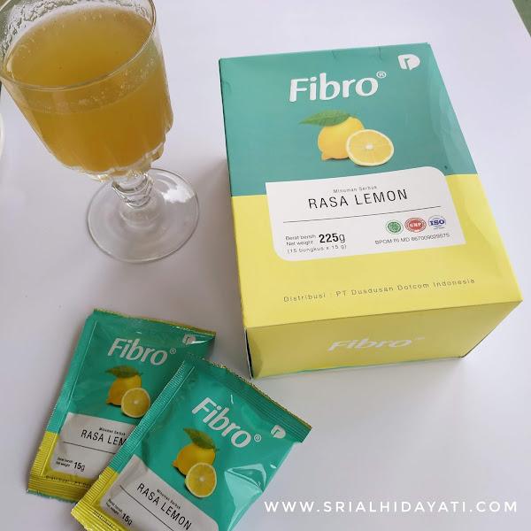 Program Diet Mudah dengan Minum Fibro