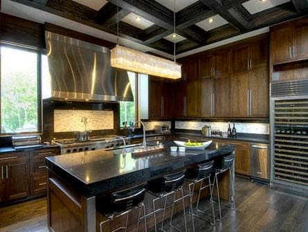 how to use beams in the interior