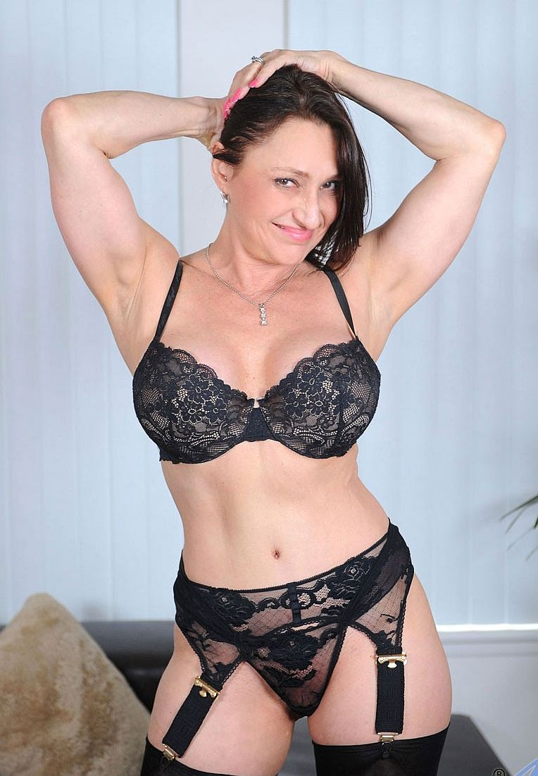 Older Women Wearing Lingerie