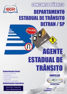 Apostila do Detran-SP Agente Estadual de Trânsito