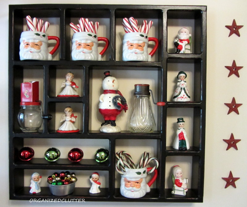 Kitchen Christmas Shadow Box Organized Clutter Impressive How To Decorate Shadow Boxes