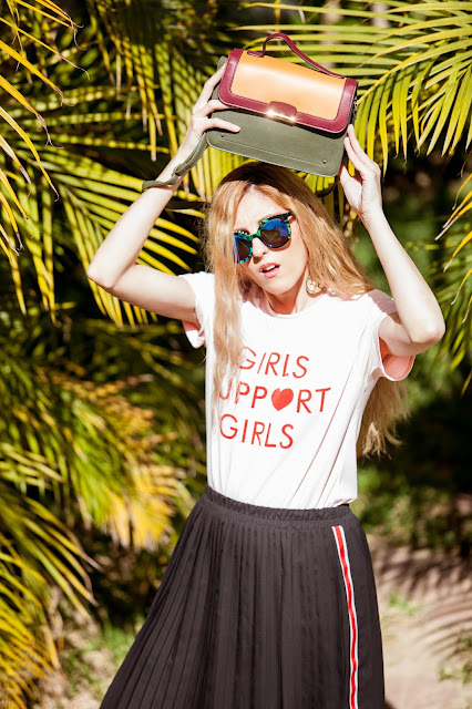 bloguera de moda Málaga