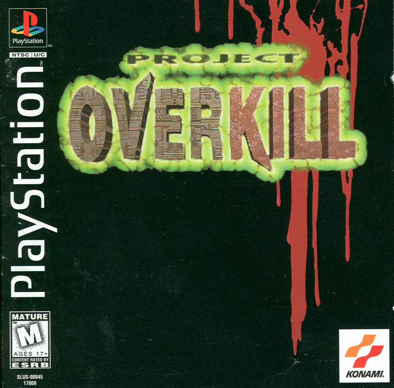 Project Overkill - PS1 - ISOs Download