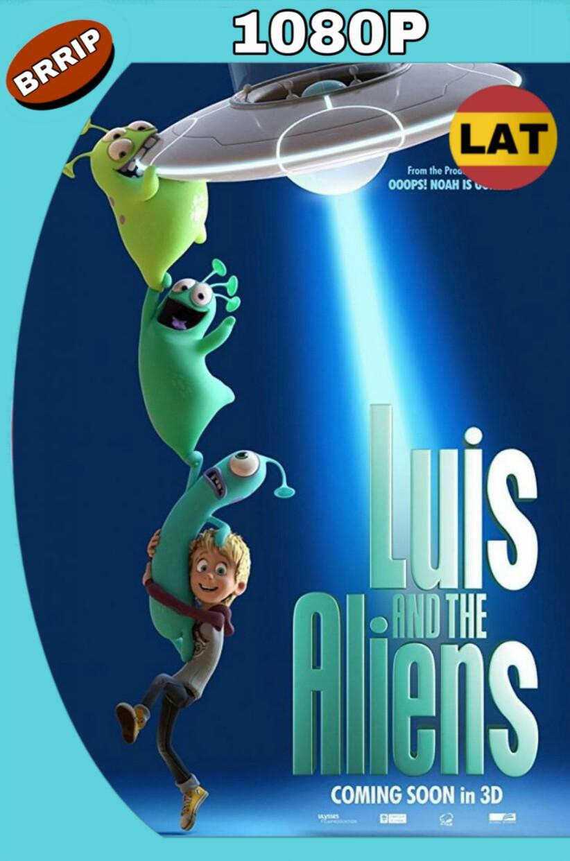 LUIS Y LOS ALIENS (2018) HD BRRIP 1080P LATINO-INGLES MKV