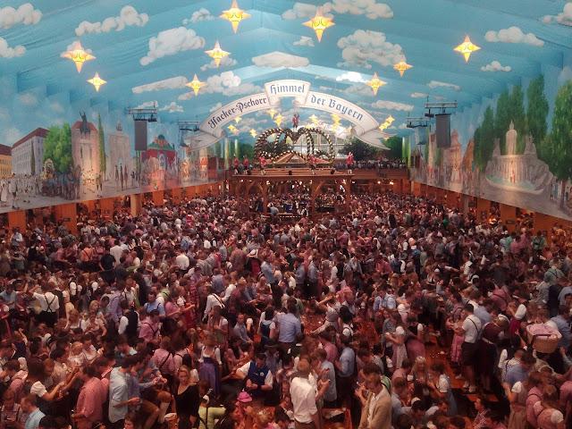 Oktoberfest Munich cerveza