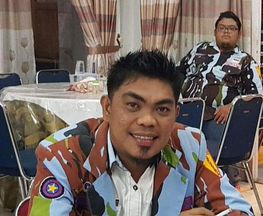Sekretaris DPD IPK Asahan Khairul Anhar Harahap