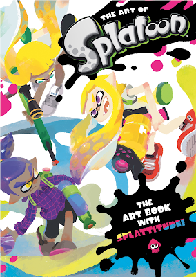 The Art of Splatoon zip online dl and discussion
