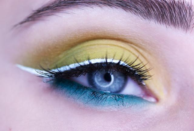 NYX Liquid Linere White eyeliner