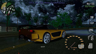 GTA SA Mod Fast Furious Apk + Data Obb Highly Compressed